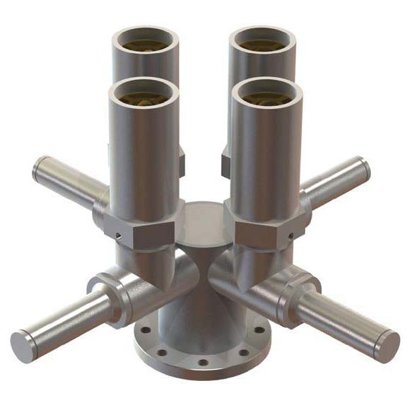 Pressure relief valve manifold type RG   Pressure relief